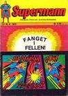 Cover for Supermann (Illustrerte Klassikere / Williams Forlag, 1969 series) #6/1971