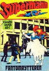 Cover for Supermann (Illustrerte Klassikere / Williams Forlag, 1969 series) #1/1977