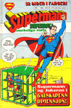 Cover for Supermann (Semic, 1985 series) #7/1985
