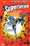 Cover for Superserien (Semic, 1982 series) #10/1984