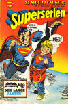 Cover for Superserien (Semic, 1982 series) #8/1984