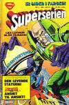 Cover for Superserien (Semic, 1982 series) #7/1984
