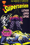 Cover for Superserien (Semic, 1982 series) #5/1984