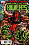 Cover for Incredible Hulks (Marvel, 2010 series) #630