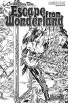 Cover for Escape from Wonderland Script Book (Zenescope Entertainment, 2009 series)
