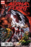 Cover Thumbnail for Alpha Flight (2011 series) #1 [Variant Cover]