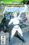 Cover for Power Girl (DC, 2009 series) #25