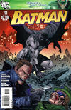 Cover for Batman (DC, 1940 series) #711