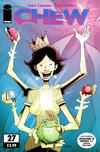 Cover for Chew (Image, 2009 series) #27