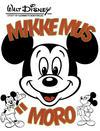 Cover for Jeg-bøkene (Hjemmet / Egmont, 1974 series) #[1988] - Mikke Mus = moro