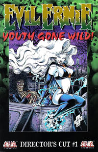 Cover Thumbnail for Evil Ernie Youth Gone Wild Director's Cut (Chaos! Comics, 1995 series) #1