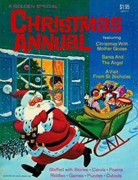 Cover Thumbnail for The Golden Christmas Annual (Western, 1975 series) #95076-512