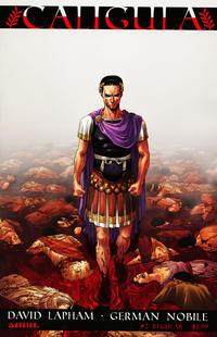 Cover Thumbnail for Caligula (Avatar Press, 2011 series) #2 [Regular]