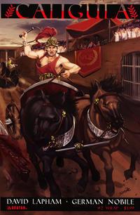 Cover Thumbnail for Caligula (Avatar Press, 2011 series) #2