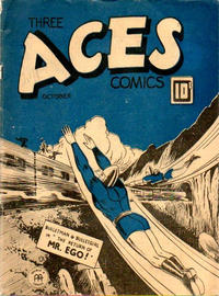 Cover Thumbnail for Three Aces Comics (Anglo-American Publishing Company Limited, 1941 series) #v2#9