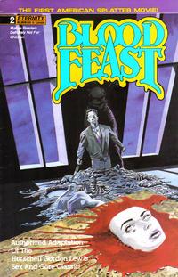 Cover Thumbnail for Blood Feast (Malibu, 1991 series) #2