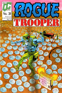 Cover Thumbnail for Rogue Trooper (Fleetway/Quality, 1987 series) #20 [UK]