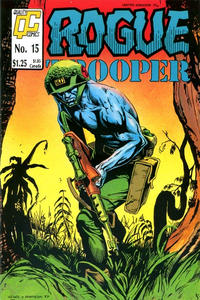Cover Thumbnail for Rogue Trooper (Fleetway/Quality, 1987 series) #15 [US]