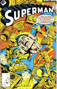 Cover Thumbnail for Superman (DC, 1939 series) #321 [Whitman]
