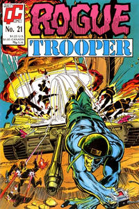 Cover Thumbnail for Rogue Trooper (Fleetway/Quality, 1987 series) #21 [UK]