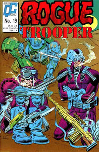 Cover Thumbnail for Rogue Trooper (Fleetway/Quality, 1987 series) #19 [US]