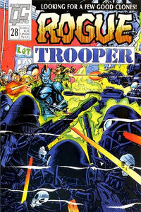 Cover Thumbnail for Rogue Trooper (Fleetway/Quality, 1987 series) #28