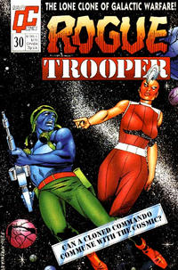 Cover Thumbnail for Rogue Trooper (Fleetway/Quality, 1987 series) #30