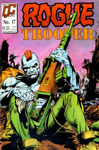 Cover Thumbnail for Rogue Trooper (Fleetway/Quality, 1987 series) #17 [US]