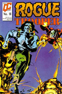 Cover Thumbnail for Rogue Trooper (Fleetway/Quality, 1987 series) #18 [US]