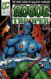 Cover Thumbnail for Rogue Trooper (Fleetway/Quality, 1987 series) #33