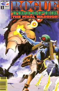 Cover Thumbnail for Rogue Trooper: The Final Warrior (Fleetway/Quality, 1992 series) #5
