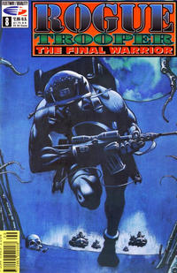Cover Thumbnail for Rogue Trooper: The Final Warrior (Fleetway/Quality, 1992 series) #8