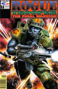 Cover for Rogue Trooper: The Final Warrior (Fleetway/Quality, 1992 series) #7