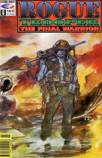 Cover Thumbnail for Rogue Trooper: The Final Warrior (Fleetway/Quality, 1992 series) #6