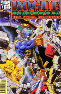 Cover Thumbnail for Rogue Trooper: The Final Warrior (Fleetway/Quality, 1992 series) #4