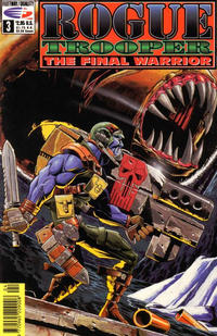 Cover Thumbnail for Rogue Trooper: The Final Warrior (Fleetway/Quality, 1992 series) #3