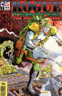 Cover Thumbnail for Rogue Trooper: The Final Warrior (Fleetway/Quality, 1992 series) #2