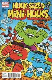Cover Thumbnail for Hulk-Sized Mini-Hulks (Marvel, 2011 series) #1