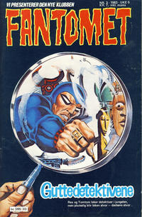 Cover Thumbnail for Fantomet (Semic, 1976 series) #3/1983