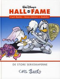 Cover Thumbnail for Hall of Fame (Hjemmet / Egmont, 2004 series) #[38] - Carl Barks 6 Store følelser i Andeby