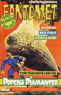 Cover Thumbnail for Fantomet (Semic, 1976 series) #6/1983