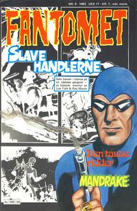 Cover Thumbnail for Fantomet (Semic, 1976 series) #9/1983