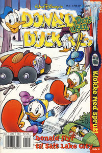 Cover Thumbnail for Donald Duck & Co (Hjemmet / Egmont, 1948 series) #6/2002