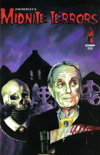 Cover Thumbnail for Zacherley's Midnite Terrors (Chanting Monks Studios, 2004 series) #1