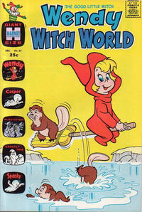 Cover Thumbnail for Wendy Witch World (Harvey, 1961 series) #27