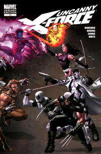 Cover Thumbnail for Uncanny X-Force (Marvel, 2010 series) #11 [Variant Edition]