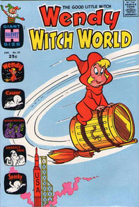Cover Thumbnail for Wendy Witch World (Harvey, 1961 series) #33