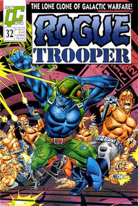 Cover Thumbnail for Rogue Trooper (Fleetway/Quality, 1987 series) #32