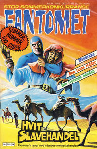 Cover Thumbnail for Fantomet (Semic, 1976 series) #14/1983