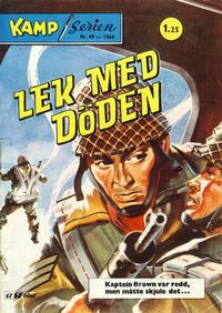 Cover Thumbnail for Kamp-serien (Serieforlaget / Se-Bladene / Stabenfeldt, 1964 series) #49/1964